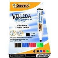 Marker VELLEDA ścięty 1751 mix kpl.825176 1199001754/904950