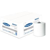 Ręcznik systemowy w roli 200m 2w BulkySoft 98905 100% celulozy