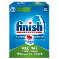 Tabletki do zmywarki 50 sztuk Regular All in 1 FINISH