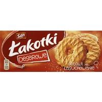 Ciastka SAN ŁAKOTKI DESEROWE 168g
