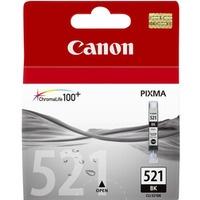 Tusz CANON (CLI-521BK/2933B001) czarny foto 1200str iP3600/4600/MP540