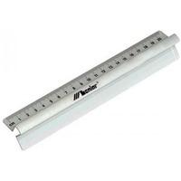 Linijka aluminiowa 20cm z uchwytem 30316 LENIAR