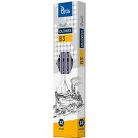 Ołówek PIXELL heksag. 3B (12) KV060-B3 TETIS