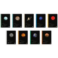 Zeszyt A5 60k. linia Układ Planetarny EL-M3-060-LA5