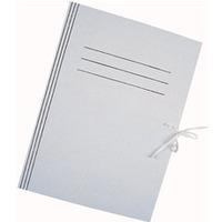 Teczka wiązana biała 300g (50szt) KIEL-TECH 50szt