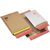 Koperty tekturowe brązowe HK 340x500x-50/353x518mm 100szt 90100837 NC