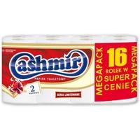 Papier toaletowy (16szt) biały 183029 CASHMIR