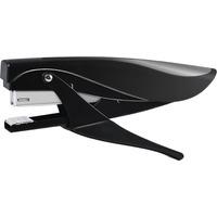 Zszywacz metalowy nożycowy czarny 24/6 25kart. GV113-V TETIS