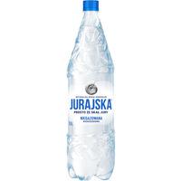 Woda mineralna JURAJSKA 1,5L (6szt) niegazowana