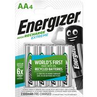 Bateria akumulatorek ENERGIZER AA/HR6 2300mAh (4szt)