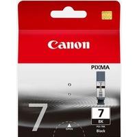 Tusz CANON (PGI-7BK/2444B001) czarny 25ml IX7000/MX7600