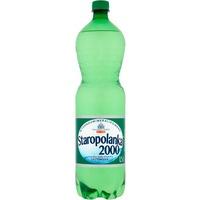 Woda mineralna STAROPOLANKA 2000 1, 5l (6) gazowana