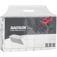 Ręcznik ZZ KATRIN biały 100%celul.2w.65968/431463 150list/20op