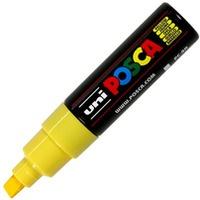 Marker POSCA PC-8K żółty UNI