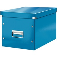 Pudło uniwersalne LEITZ C&S rozmiar L niebieskie 61080036