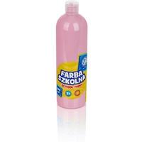 Farba szkolna 500 ml - różowa jasna 301112008 ASTRA