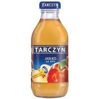 Sok TARCZYN jabłkowy 0, 3l butelka szkło