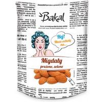 Migdały prażone solone BAKAL Vintage, 100g ABAK-055