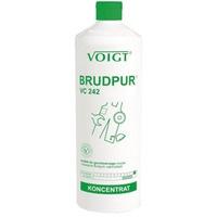 Środek do mycia i usuwania tłustych zabrudzeń 1L VC242 BRUDPUR VOIGT
