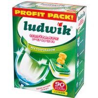 Tabletki do zmywarki LUDWIK(90 tabletek) 211681 ALL in ONE Ultimate Power