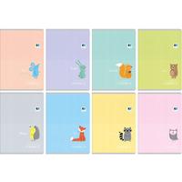 Zeszyt A5 16 # B&B Kids Pastel INTERDRUK