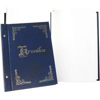 Kronika A4 250x345 pionowa granat WARTA 319-027