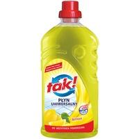 Płyn czyszczący uniwersalny TAK! 1L lemon tree 199942