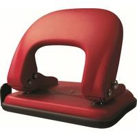 Dziurkacz metalowy 25k. czerwony GD009-AC TETIS
