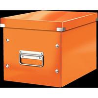 Pudło uniwersalne LEITZ C&S rozmiar M pomarańczowe 61090044