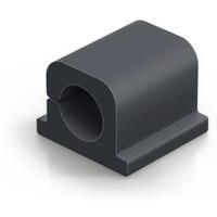 Samoprzylepne klipsy CAVOLINE CLIP PRO 1, na 1 kabel, większy przekrój, 504237 DURABLE