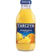 Sok TARCZYN pomarańczowy 0, 3l butelka szkło