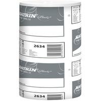 Ręcznik rolka biały KATRIN Plus 100% celuloza 2w 140*200mm 283lis 522241