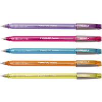 Długopis TRIO DC FASHION mix 5kolorów (50sztuk) 0440-0001-99 PANTA PLAST