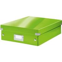 Pudełko z przegródkami LEITZ C&S zielone 60580054