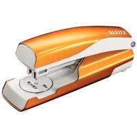 # Zszywacz 55021 LEITZ WOW pomarańcz 24-26/6 30k średni metalowy 55021044