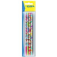 Ołówki fantazyjne (4szt.) LYRA