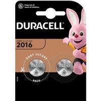 Bateria litowa DURACELL DL2016/CR2016/ECR2016 3V (2szt)