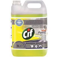 Płyn do czyszczenia tłuszczu CIF 5l 7518655