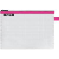 Podróżna koszulka Leitz WOW, rozmiar M, różowa 40250023