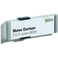 Tabliczka informacyjna srebrna INFO SIGN 52.5x149mm DURABLE 480023