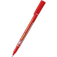 Marker wododporny czerwony NF450-B PENTEL