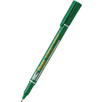 Marker wodoodporny zielony NF450-D PENTEL