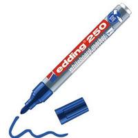 Marker suchościeralny okrągły niebieski 1, 5-3mm 250/003/N EDDING