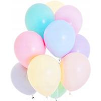 Balony 12` pastel mix (100szt.) 12P-MIX ALIGA