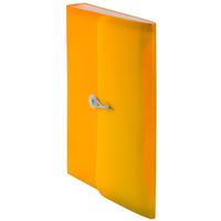 Teczka A4 harm.PP 13przegródek z gumką pomarańczowa BT622-P TETIS