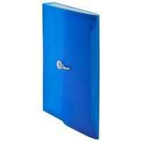 Teczka A4 harm.PP 13przegródek z gumką niebieska BT622-N TETIS