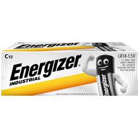Bateria alkaliczna ENERGIZER INDUSTRIAL C/LR14 (12szt)