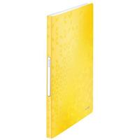 Album ofertowy 40 koszulek PP Leitz WOW, żółty 46320016