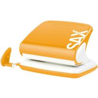 Dziurkacz SAX 318 pomarańczowy 20 kartek ISAXD318-07