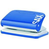 Dziurkacz SAX 218 niebieski 12kartek ISAXD218-01